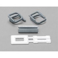 Seals & Buckles for Polypropylene Strapping PA498 | NIS Northern Industrial Sales