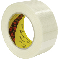 Scotch® Bi-Directional Filament Tape 8959 PC601 | NIS Northern Industrial Sales