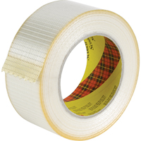 Scotch® Bi-Directional Filament Tape 8959 PC602 | NIS Northern Industrial Sales