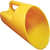 Polyethylene Salt & Sand Scoop PE095 | NIS Northern Industrial Sales