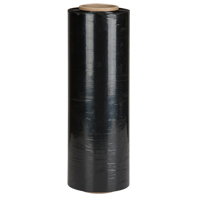 Stretch Wrap Black Opaque PF733 | NIS Northern Industrial Sales