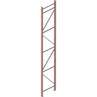 Pallet Racking Systems - Redirack Profiles RL025 | NIS Northern Industrial Sales