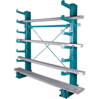 Cantilever Bar-Stock Racking - Light-Duty RL730 | TENAQUIP
