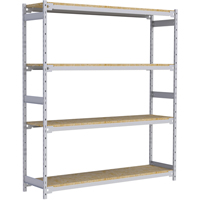 Record Shelving Unit | NIS Northern Industrial Sales