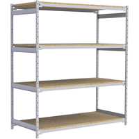 Wide Span Record Storage Shelving RN001 | NIS Northern Industrial Sales