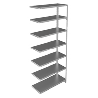 Slotted Angle Shelving Unit RN233 | NIS Northern Industrial Sales