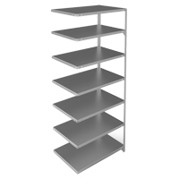 Slotted Angle Shelving Unit RN235 | NIS Northern Industrial Sales