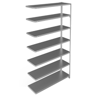 Slotted Angle Shelving Unit RN237 | NIS Northern Industrial Sales
