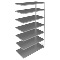 Slotted Angle Shelving Unit RN239 | NIS Northern Industrial Sales