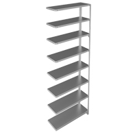 Slotted Angle Shelving Unit RN241 | NIS Northern Industrial Sales