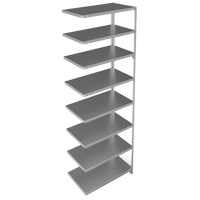 Slotted Angle Shelving Unit RN242 | NIS Northern Industrial Sales