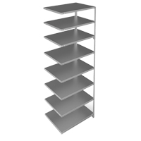Slotted Angle Shelving Unit RN243 | NIS Northern Industrial Sales