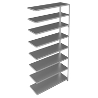 Slotted Angle Shelving Unit RN245 | NIS Northern Industrial Sales