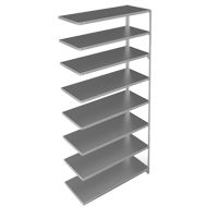 Slotted Angle Shelving Unit RN246 | NIS Northern Industrial Sales