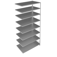 Slotted Angle Shelving Unit RN247 | NIS Northern Industrial Sales