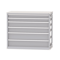 Integrated Shelving Drawer Inserts for Metalware Shelving RN514 | TENAQUIP