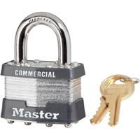 Commercial Laminated Locks - No. 1KA SR892 | NIS Northern Industrial Sales