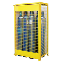Gas Cylinder Cabinets SAF837 | NIS Northern Industrial Sales