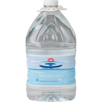 Distilled Water 4L SAJ164 | NIS Northern Industrial Sales