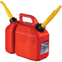 Combo Jerry Can Gasoline/Oil SAK857 | NIS Northern Industrial Sales
