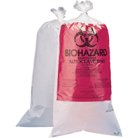 Biohazard Disposal Bags SAM056 | NIS Northern Industrial Sales