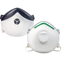 Saf-T-Fit® Plus N1125 Particulate Respirators SAM242 | NIS Northern Industrial Sales