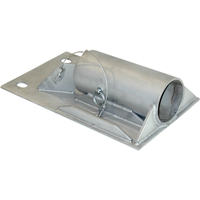 Innova XTIRPA™ Confined Space Rescue Systems - Stainless Steel Wall Base SAQ160 | TENAQUIP