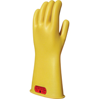 Yellow Natural Rubber Insulating Gloves - Class 0 SAR267 | NIS Northern Industrial Sales