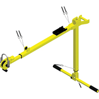 Innova™ XTIRPA™ Confined Space Rescue Systems - POLE HOIST SYSTEMS SAR552 | NIS Northern Industrial Sales