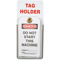 Tag Holder | NIS Northern Industrial Sales
