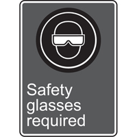 Canadian Standards Association Identification Safety Signs SU578 | TENAQUIP
