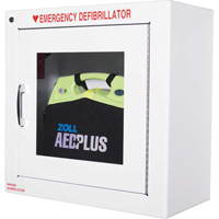 AED Plus® - Wall Cabinet with Alarm SAX736 | NIS Northern Industrial Sales