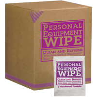 Personal Equipment Wipes SAY553 | TENAQUIP