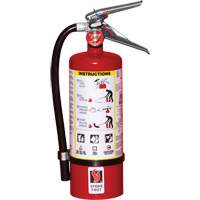Steel Dry Chemical ABC Fire Extinguishers SC946 | NIS Northern Industrial Sales