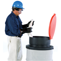 Open Head Ultra-Drum Funnel® SDL595 | NIS Northern Industrial Sales