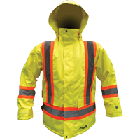 High Visibility Parka | NIS Northern Industrial Sales