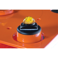 Portable Safety Zone Optional Lights SDP586 | TENAQUIP