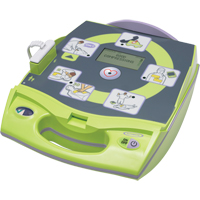Fully Automatic AED Plus® Defibrillator - English SDP593 | NIS Northern Industrial Sales