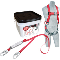 Compliance in a Can™ Fall Protection Kit SEB357 | NIS Northern Industrial Sales