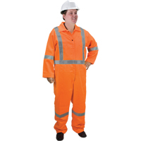 High Visibility Coverall | NIS Northern Industrial Sales