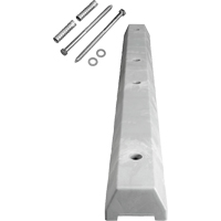 Parking Blocks- Concrete Hardware SEC427 | NIS Northern Industrial Sales