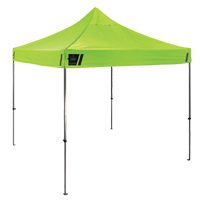 SHAX® 6000 Heavy-Duty Work Tents SEC718 | NIS Northern Industrial Sales