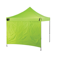 SHAX® 6098 Heavy-Duty  Work Tent - Side Panel SEC719 | NIS Northern Industrial Sales
