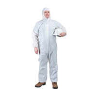 Microporous Protective Clothing SEC818 | NIS Northern Industrial Sales