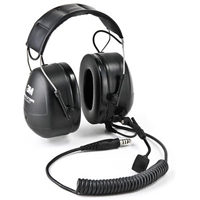 2-Way Communications Headsets with Headband and Nextel Adaptor SEC951 | NIS Northern Industrial Sales