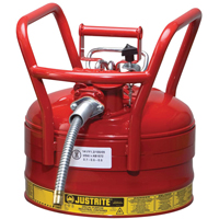 D.O.T. AccuFlow™ Safety Cans SED117 | NIS Northern Industrial Sales