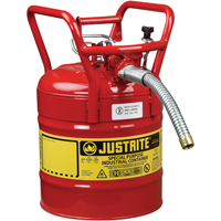 D.O.T. AccuFlow™ Safety Cans SED120 | NIS Northern Industrial Sales