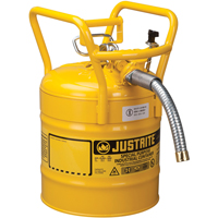 D.O.T. AccuFlow™ Safety Cans SED124 | NIS Northern Industrial Sales