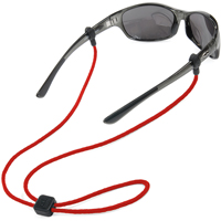 Slip Fit 3 mm Eyewear Retainers SEE370 | NIS Northern Industrial Sales