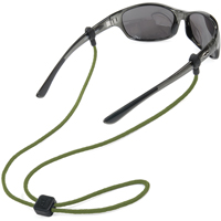 Slip Fit 3 mm Eyewear Retainers SEE371 | NIS Northern Industrial Sales